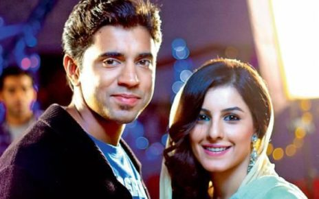 Nivin Pauly and Isha Talwar in Thattathin Marayathu