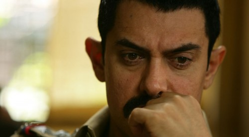 Aamir Khan in Talaash