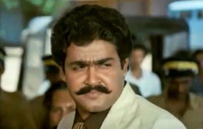 Mohanlal as Vincent Gomas in Rajavinte Makan