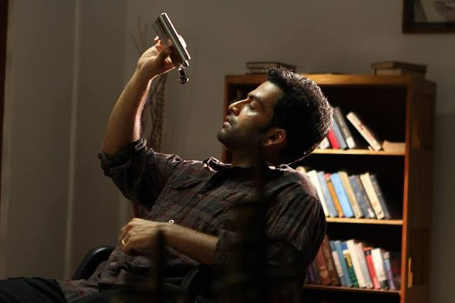 Prithviraj as Sam Alex in Memories
