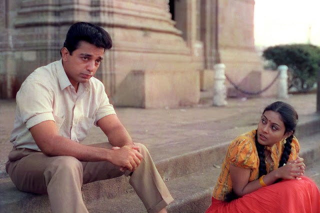 Nayagan has Kamal Haasan's best performance