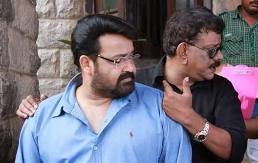 Mohanlal and Priyadarshan in sets of Geethanjali