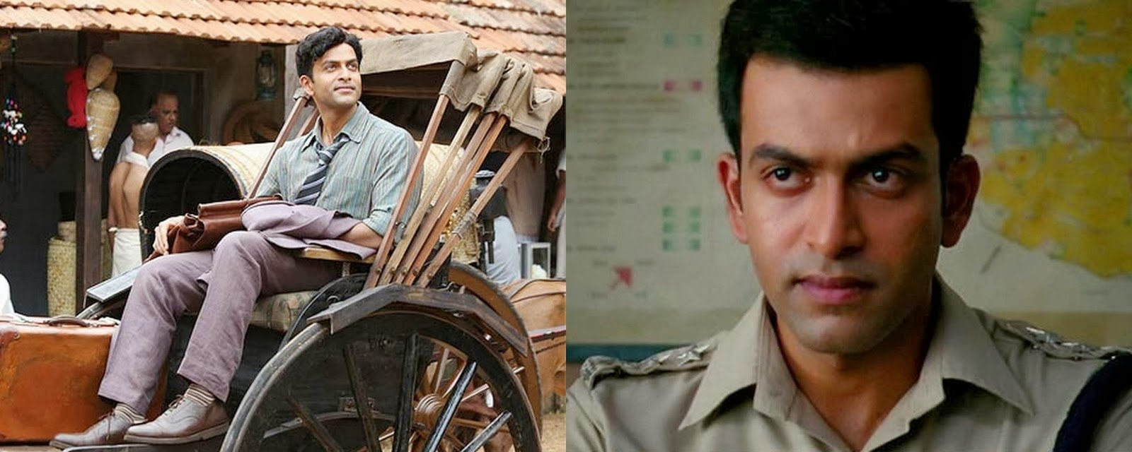 Prithviraj in Celluloid and Aurangzeb in 2013