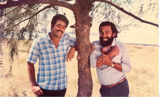 Mohanlal and Padmarajan