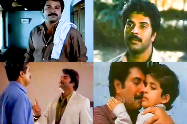 Mammootty in Emotional scenes-1