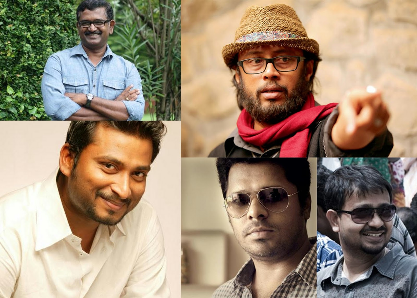 Directors introduced by Mammootty