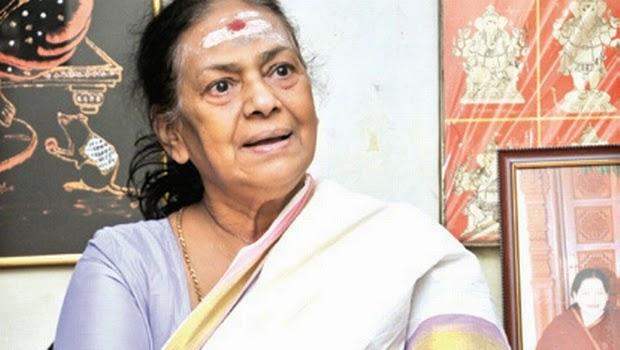 Sukumari death anniversary on March 26th