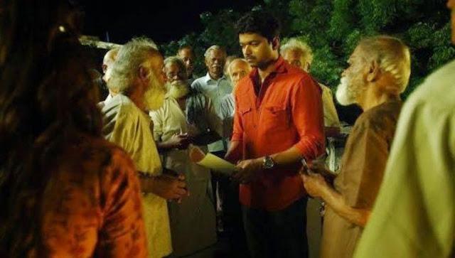 Vijay in Kaththi