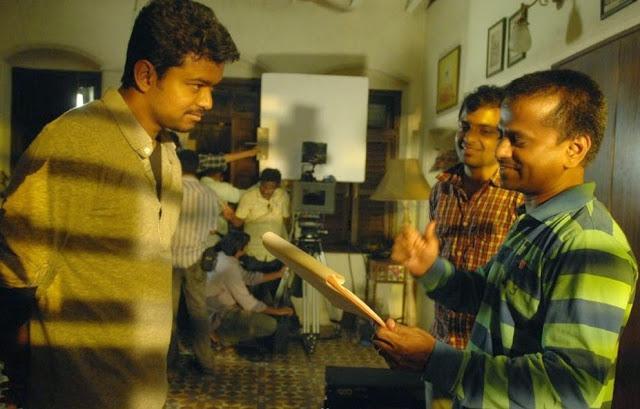 Vijay and Murugadoss