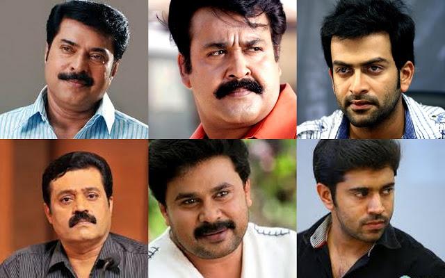 Debate on Superstars of Malayalam Cinema