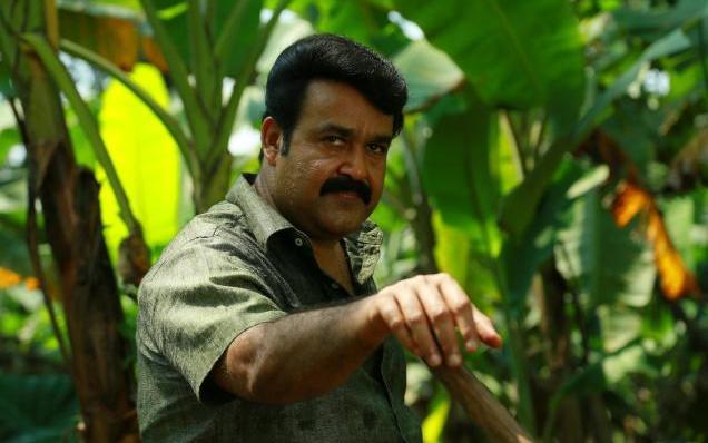 Mohanlal as Georgekutty in Drishyam