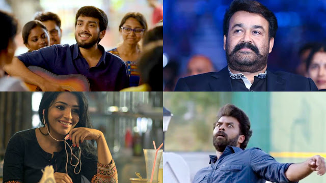 Rajisha, Poomaram, Mohanlal -Best of Malayalam Movies in 2016