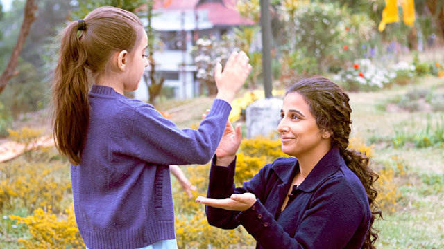 Kahaani deals with Child Sexual Abuse