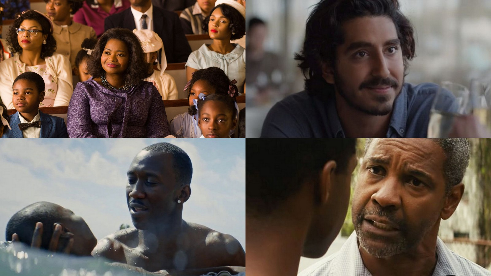 Oscar Award Best Picture Nominations 2017