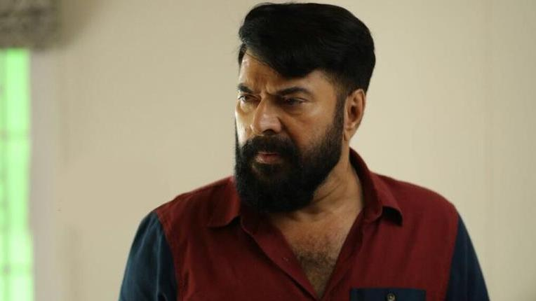 Mammootty in Great Father