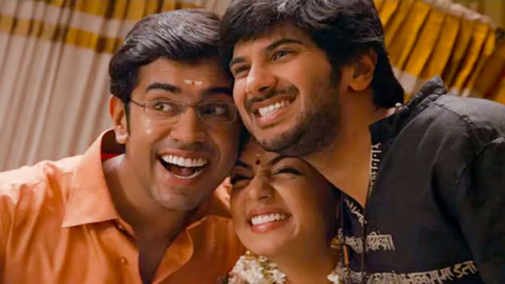 Nivin, Dulquer and Nazriya in Bangalore Days