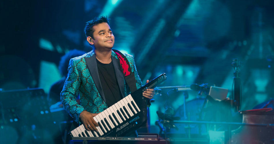 A.R Rahman - Not a bad year in 25 year career