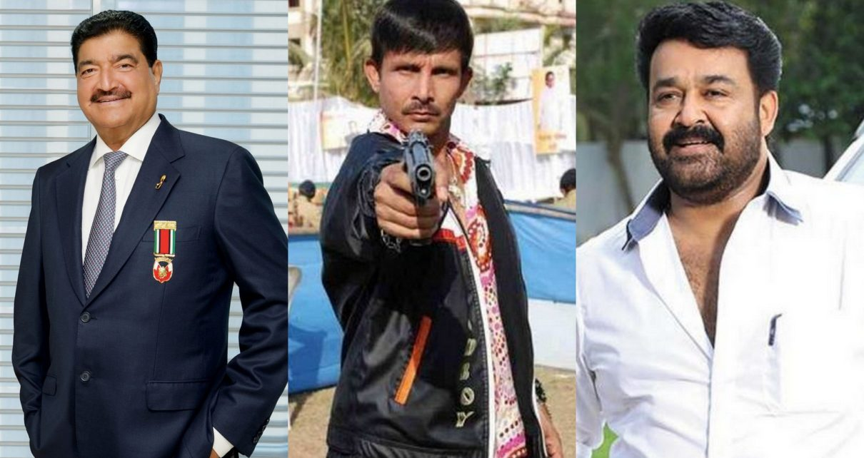 BR Shetty , KRK and Mohanlal in Randamoozham controversies