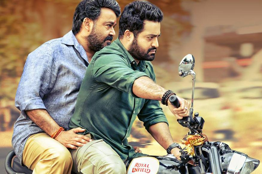 Mohanlal and Jr NTR in Janatha Garage