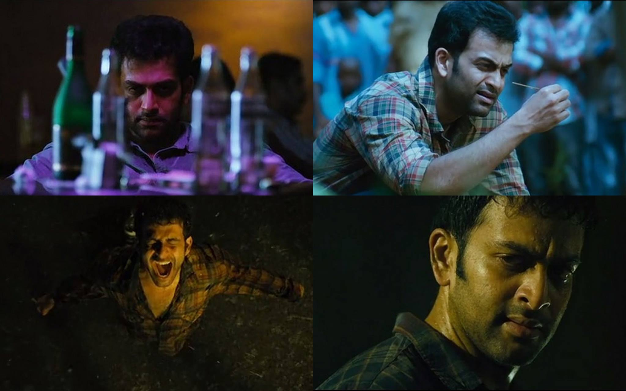 Prithviraj was stunning as drunkard in Memories