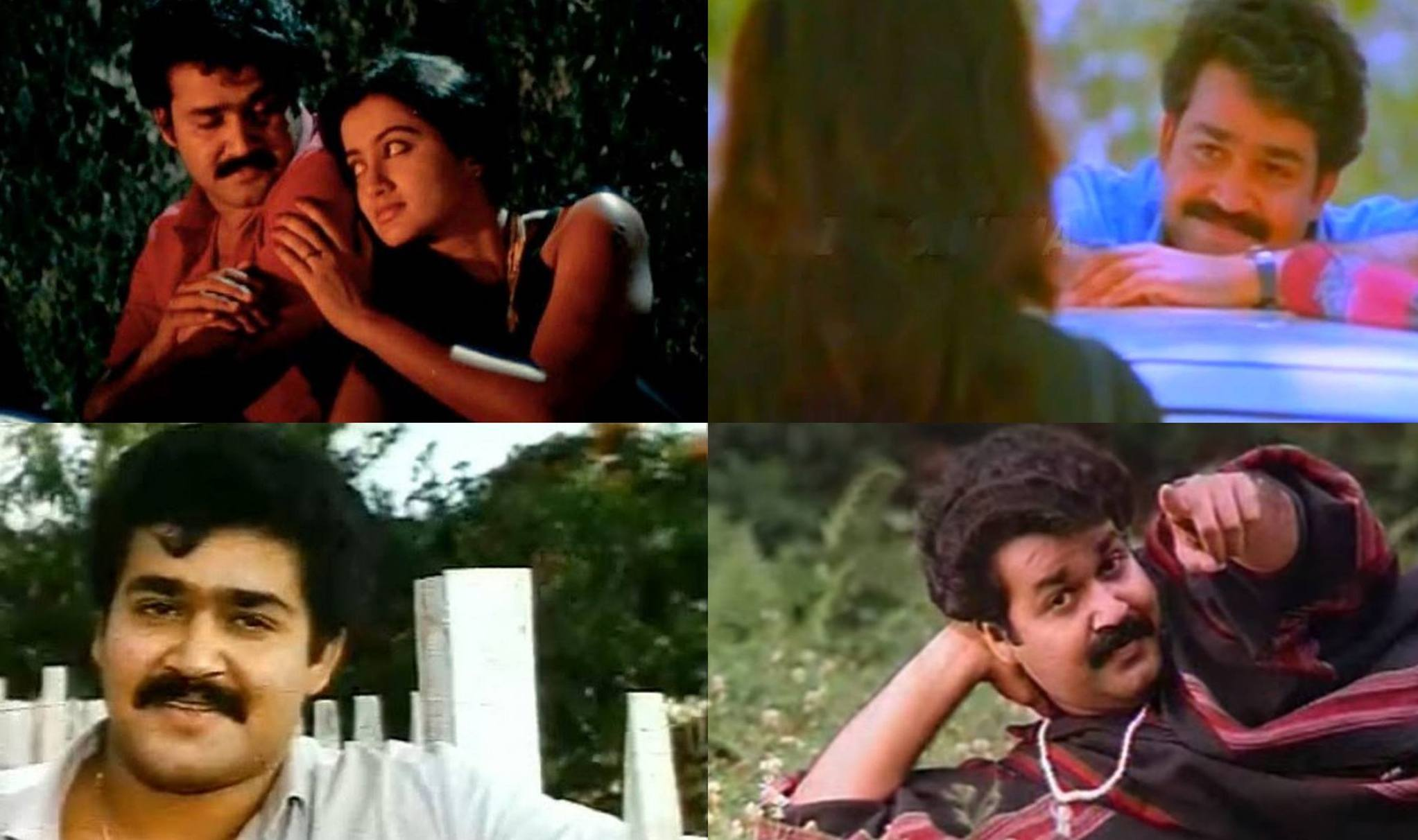 Mohanlal and his gift in romance