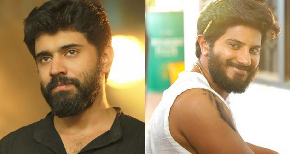 Nivin and Dulquer have many similarities in their careers