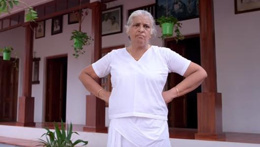 Rajini Chandy in Oru Muthassi Gadha