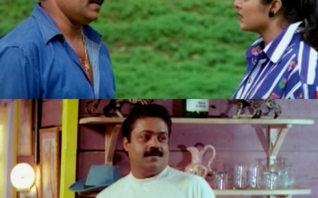 Suresh Gopi as Dennis in Summer in Bethlehem