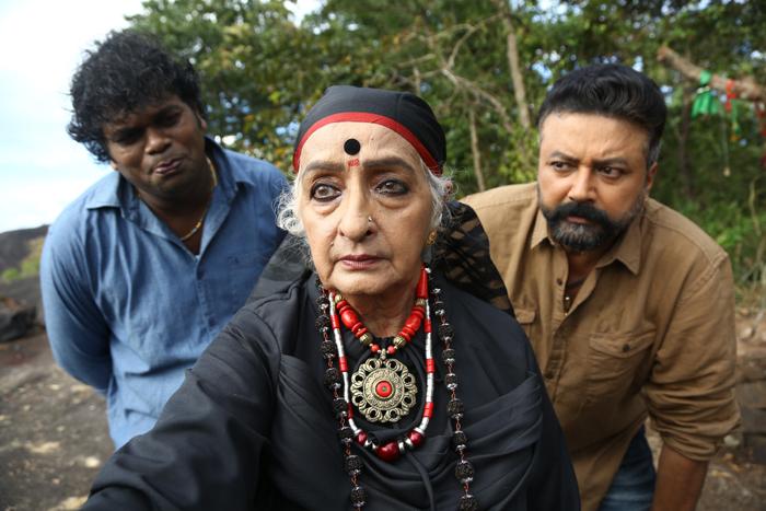Jayaram in Aadupuliyattam