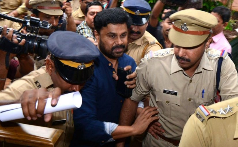 Dileep in actress attack case