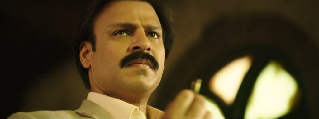 Vivek Oberoi in Lucifer